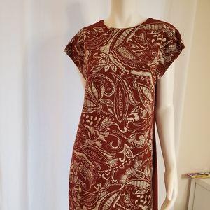 Zara womens dress
